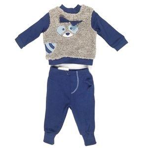 Duck.Duck Goose 6-9M Infant Play Wear